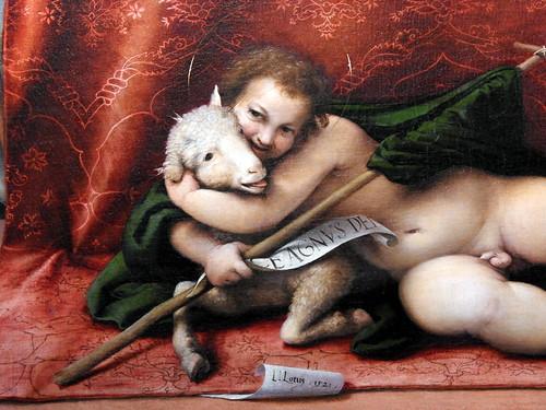 Bergamo - Lorenzo Lotto - Pala nella chiesa di S. Spirito