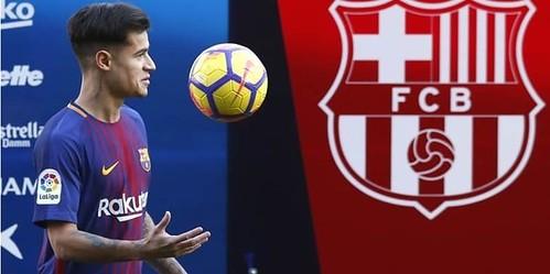 Philippe Coutinho Mulai Berlatih Dan Segera Menjalanin Debut Di Barcelona
