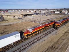 KCS 4845 - Plano TX