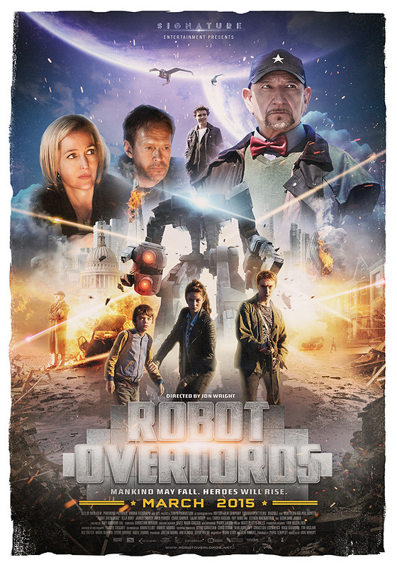 Robot Overlords - Poster 3