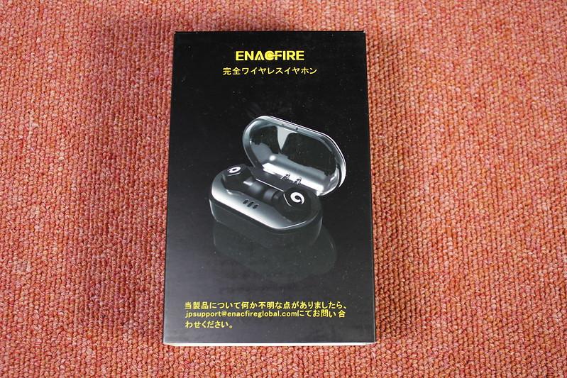 EnacFire Twins Bluetooth 5.0 完全ワイヤレスイヤホン 開封レビュー (1)