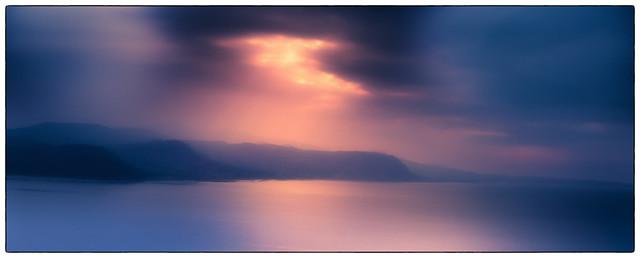 llanduadno sunset