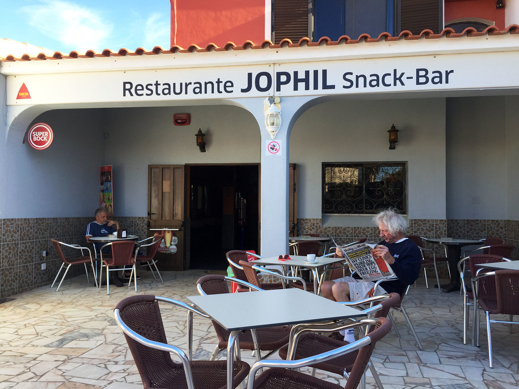 Jophil snack bar portugal