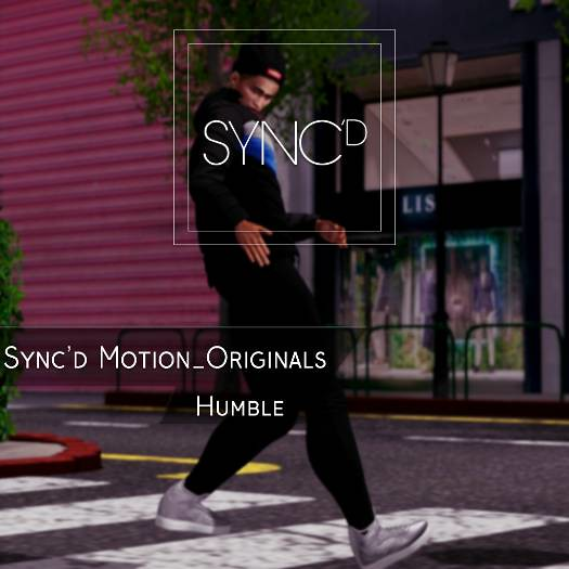 ⚜ Sync'D Motion__Originals – Humble Pack @ TMD⚜
