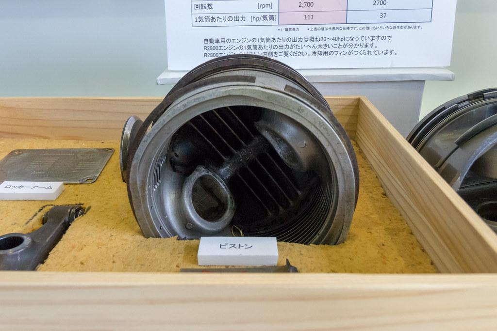 R2800 piston