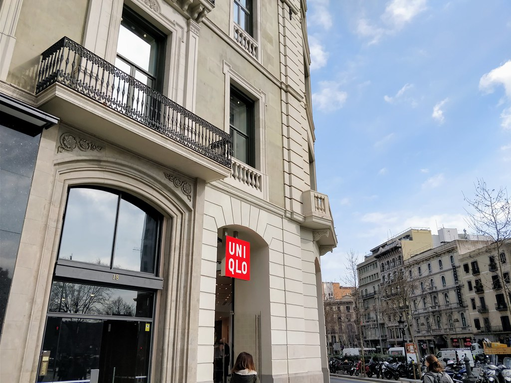 My favorite store Uniqlo!