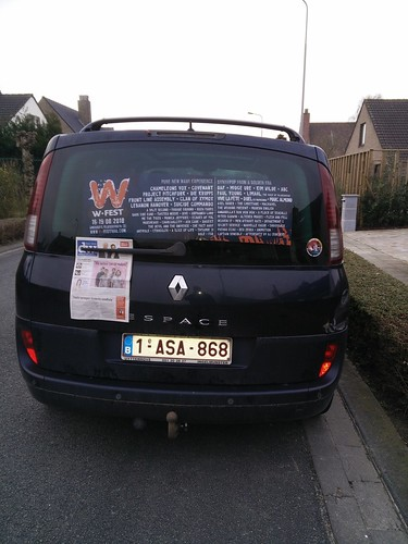 Carstickers 2018