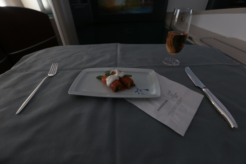 Korean Air A380 First Class 39