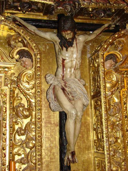 Cofradía del Santísimo Cristo de la Misericordía, Nuestra Señora de la Piedad y San Juan Evangelista. (Estudiantes).