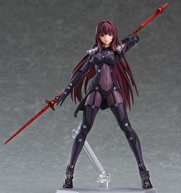 【更新官圖&販售資訊】figma 《Fate/Grand Order》「Lancer/斯卡哈(ランサー/スカサハ)」