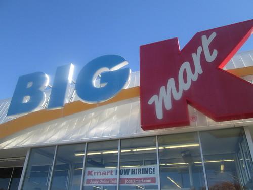 Big K, Small Store