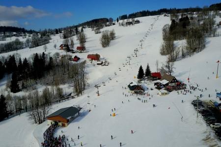 SNOW tour: Paseky nad Jizerou – útulné s výhledy