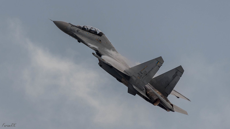 RMAF (Malaysia) Su-30 MKM