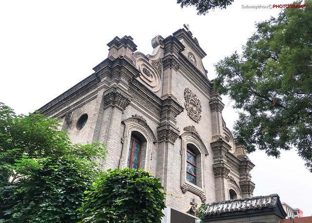 The south Church(Xuanwumen Church).