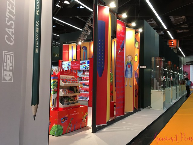 Field Trip Insights X Stationery:Trade Show @FaberCastell @InsightsExpo 26