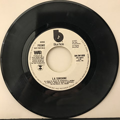 WAR:L.A. SUNSHINE(RECORD SIDE-B)