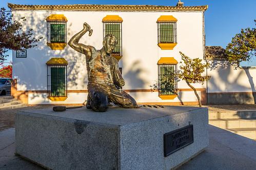 Spain - Seville - Gerena - Quarry