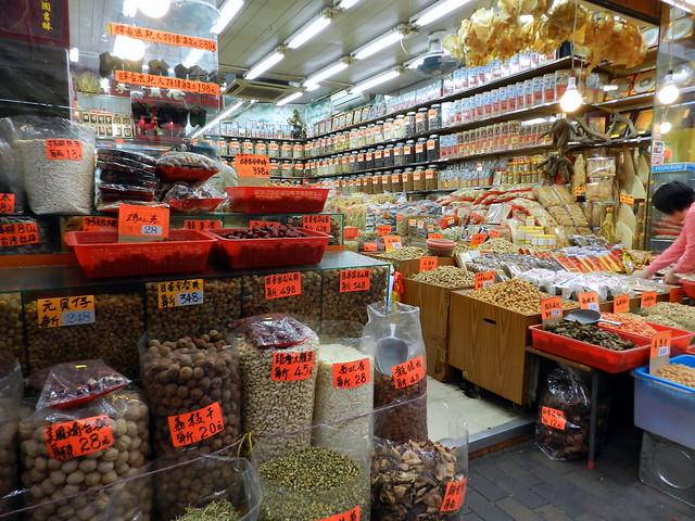 Hong Kong, market