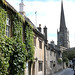 Midday in Burford
