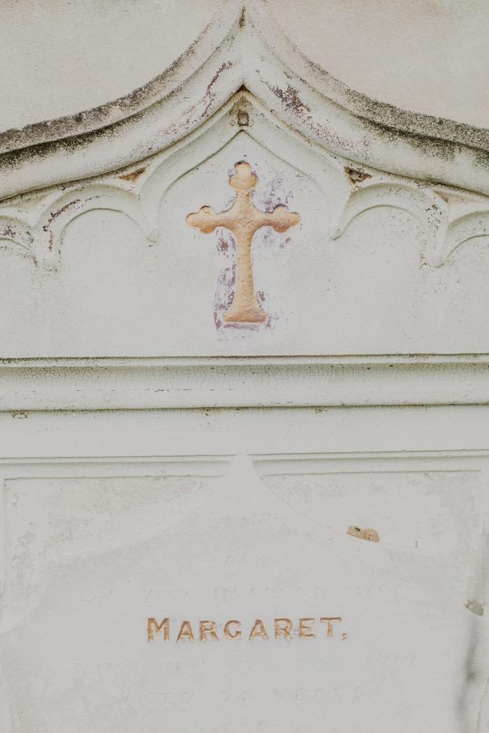 Toowong Cemetery - Margaret