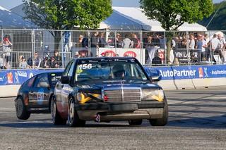 L17.55.04 - Youngtimer - 156 - Mercedes 190E, 1994 - Palle Nielsen - heat 1 - DSC_0561_Balancer