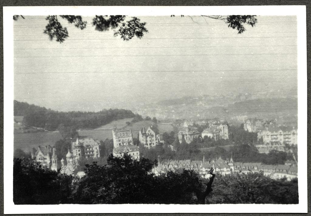 Archiv Famuc068 Münchner Familie Urlaub In Karlsbad 1920