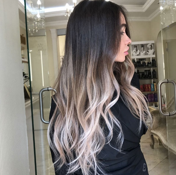 New Hair Color Trends For 2018 2019 Fashionre