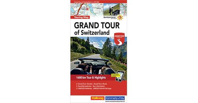 Automapa Grand Tour of Switzerland