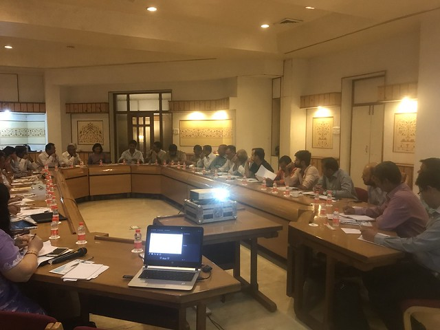 Rajasthan Priorities: Sector Expert consultation on Tribal Welfare