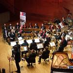 Benefizkonzert Uni Jazz Orchester meets Brass Band Regensburg - 11.11.2016