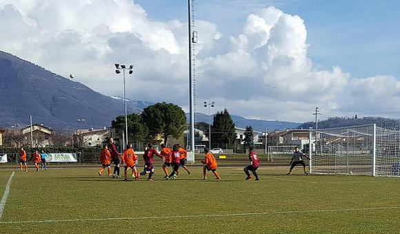Allievi Regionali, vittoria esterna per la Polisportiva Virtus