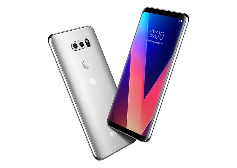 Des rumeurs affirment que LG dévoilera un V30 amélioré avec une fonction de caméra IA