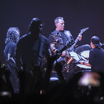 METALLICA live at Unipol Arena for the WorldWired tour on February 12, 2018 :copyright: elena di vincenzo-9404