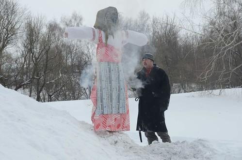 Масленица 19.02.2018. Фотограф В.А. Курносов