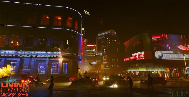 Living Dark - City Life