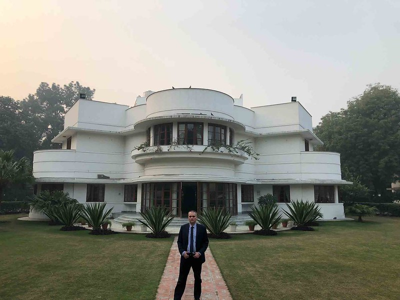 Home Sweet Home - The Polish Ambassador's Residence, Tilak Marg