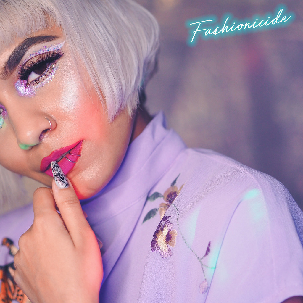 Primark Pennies SOSU Lashes New York Milan Huda Beauty Dupe Makeup Look 2