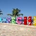 Campeche postcard por Chemose