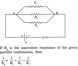CBSE Class 10 Science Practical Skills - Resistors in Parallel