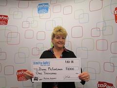 Karen Diane McFarland - $1,000 - Regal Riches - Boise - Big Smoke