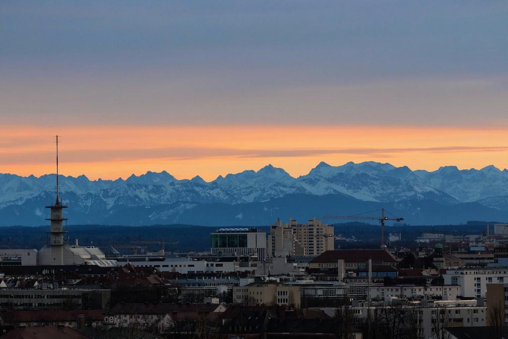 Alps & City