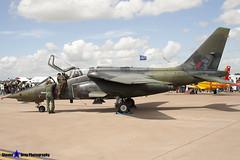 ZJ646 - 0155 - Royal Air Force QinetiQ - Dassault-Dornier Alpha Jet A - RIAT 2007 Fairford - 070714 - Steven Gray - IMG_6462
