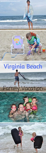 Virginia Beach Family Vacation #VirginiaBeach #Beach #Family #Travel #Vacation #FamilyVacation