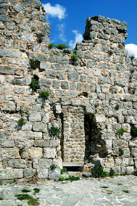 Фрагмент фортификационной системы города