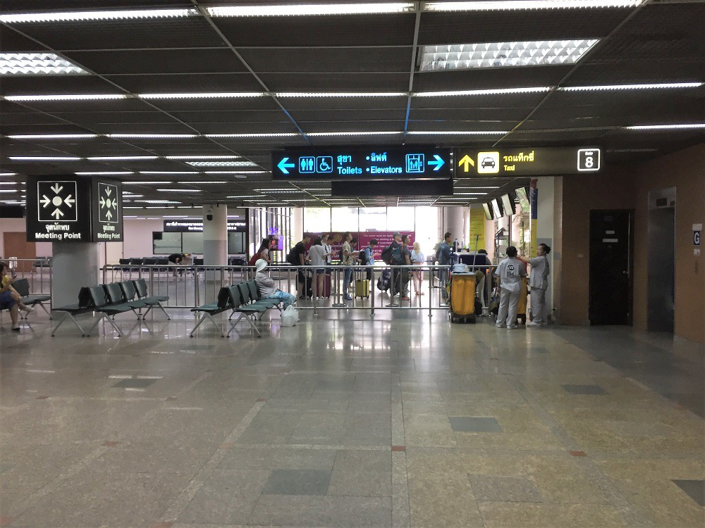 ドンムアン国際空港_5