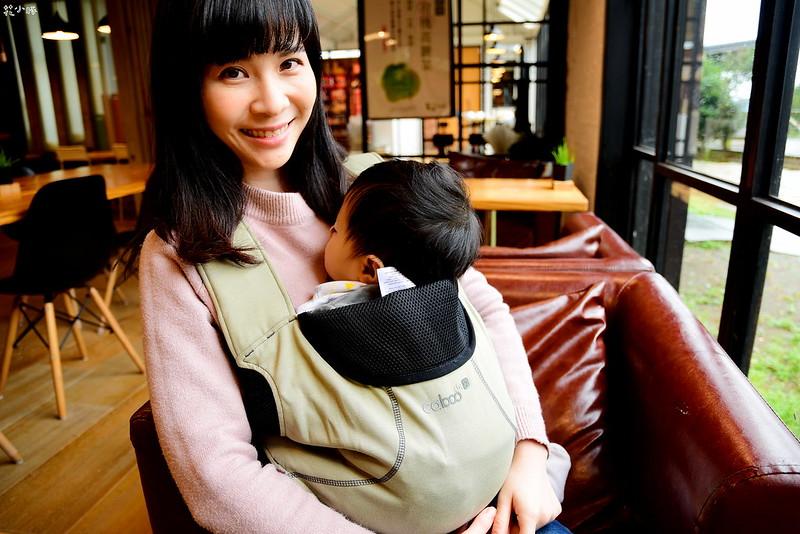 英國Caboo DXgo探索揹巾推薦嬰兒揹巾 (32)