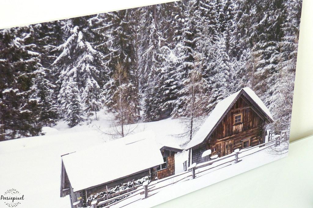 Saal Digital - Wandbild Hartschaumplatte