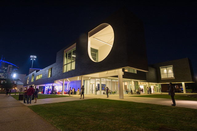 The Moody Center for the Arts Celebrates Its First Birthday
