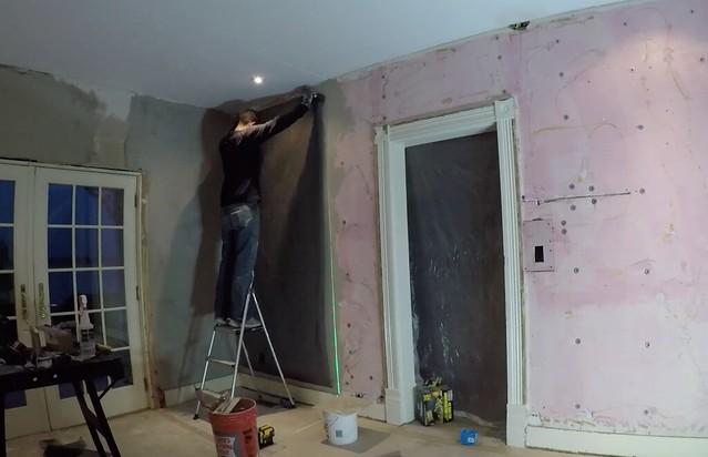 Plaster Like a Boss: Tackling the Plaster Weld Prep