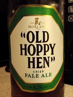 Morland, Old Hoppy Hen, England